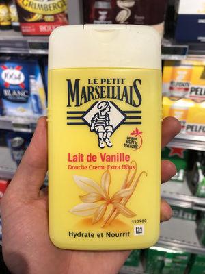 Lait de Vanille Douche crème extra doux - Produit