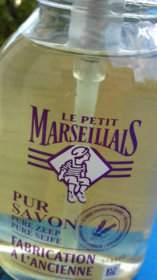 Pur savon Le Petit Marseillais - Produit - fr