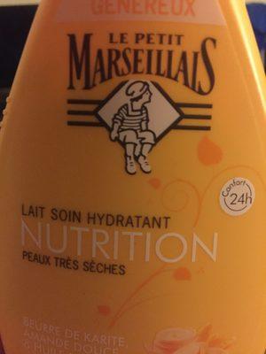 Lait soin hydratant - Product - fr