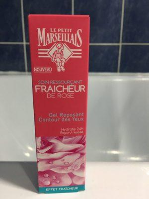 Soins ressourçant fraîcheur de rose - Product - fr