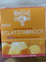 Soin bonne mine éclat d'abricot crème hydratante - Product - fr