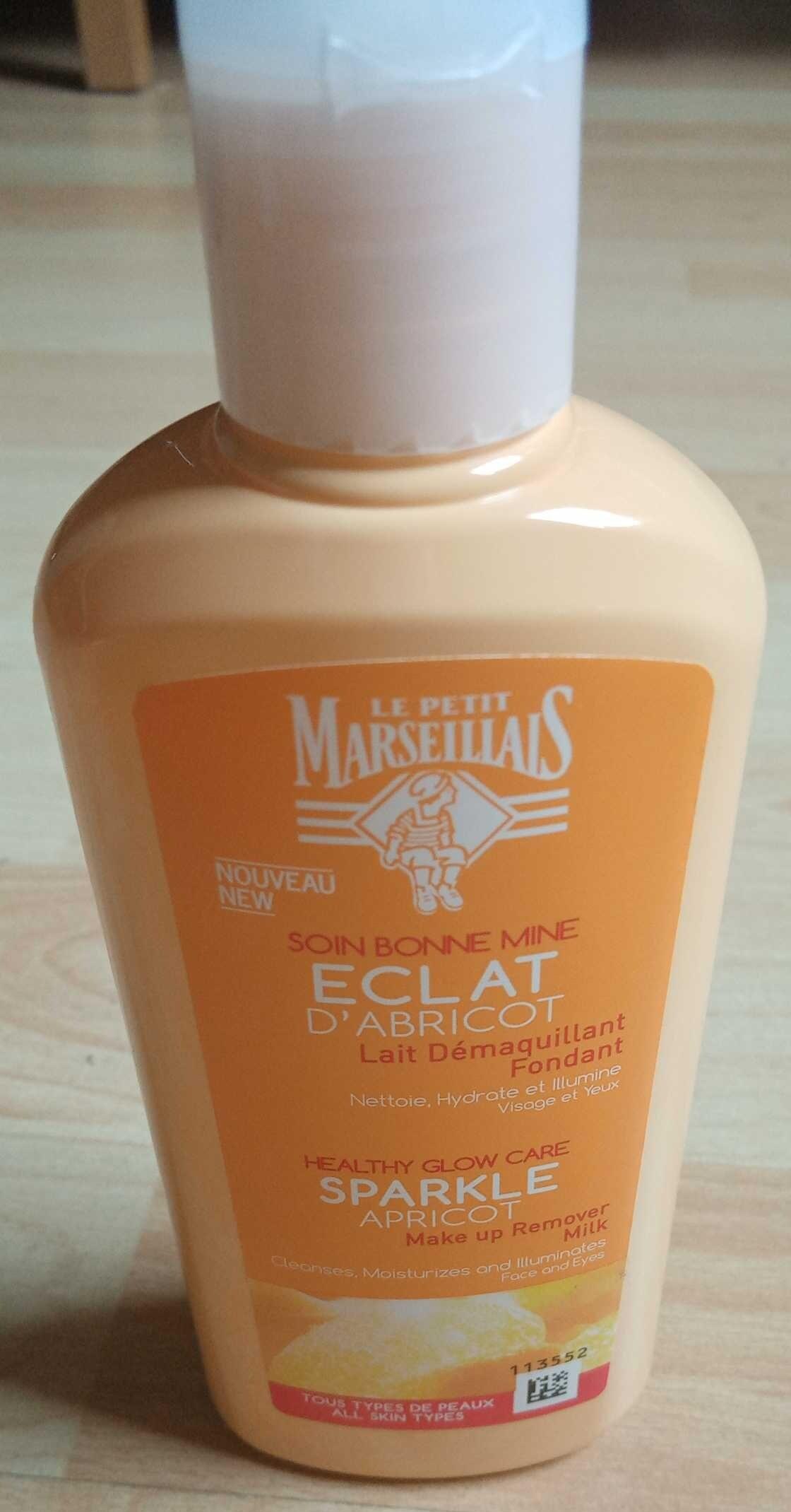 Soin bonne mine Éclat d 'abricot - Product - fr