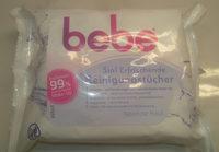 bebe 5in1 Erfrischende Reinigungstücher - Product