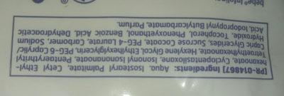 bebe 5in1 Erfrischende Reinigungstücher - Ingredients