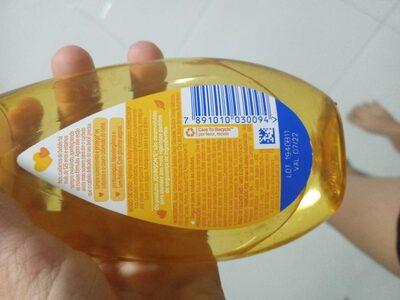 baby shampoo - Product - en