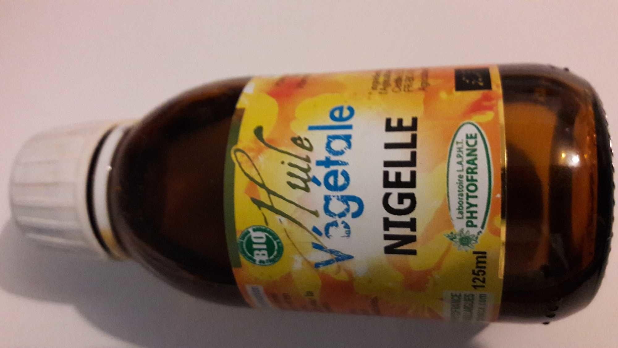 Huile végétale de nigelle - Produit - fr