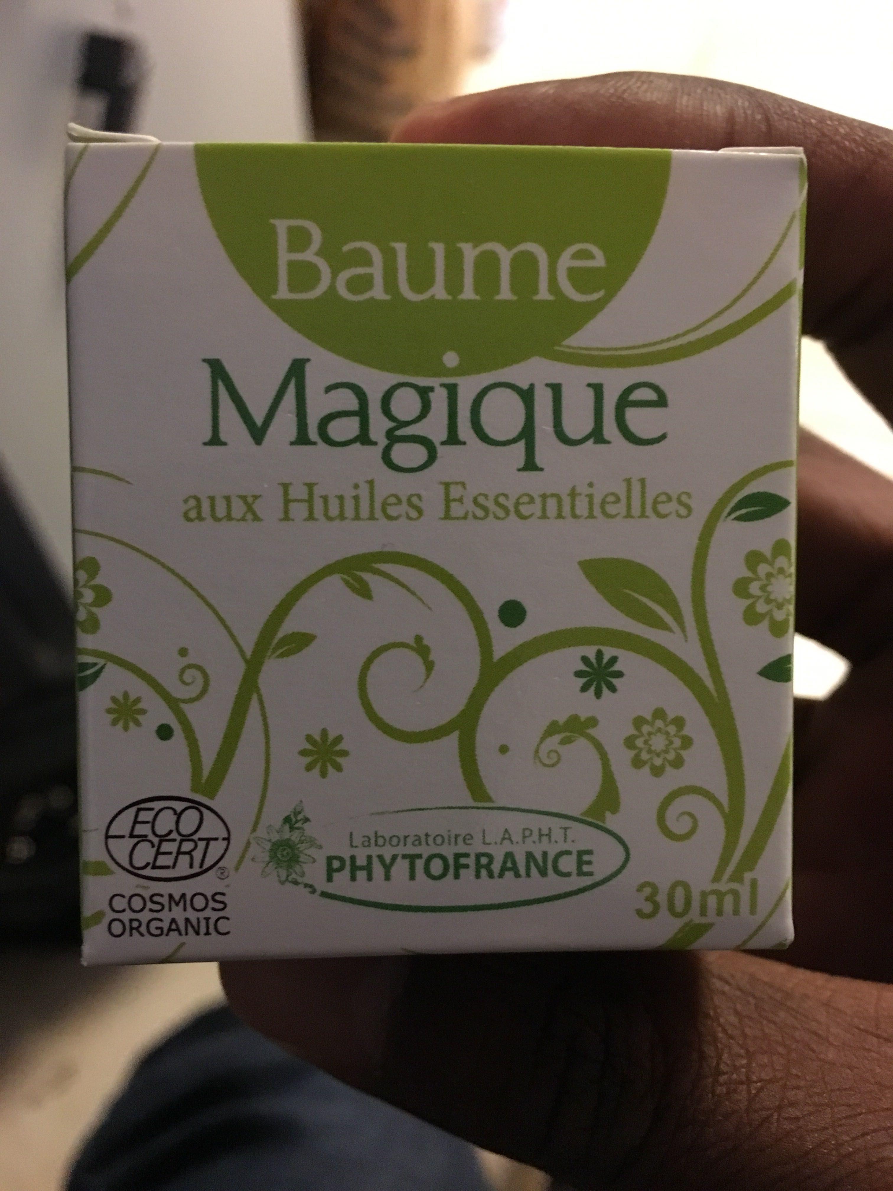 Baume magique - Produit - fr