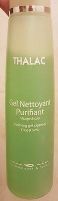 Gel Nettoyant Purifiant - Product - fr