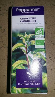 Huile Essentielle Menthe Poivrée Bio Valnet - 10ML - Docteur Valnet - Product