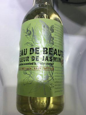 Eau de beauté fleur de jasmin - Product - fr