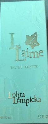 parfum Ll'aime - Product - fr