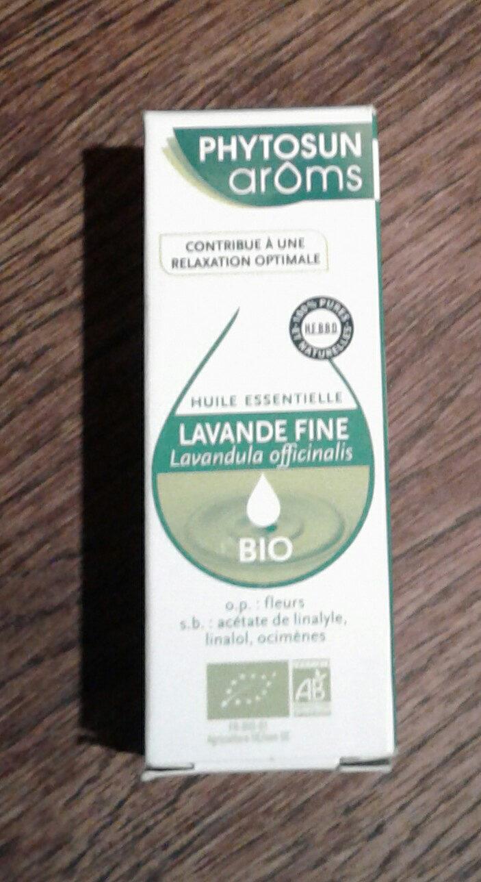 Huile Essentielle Lavande Fine Bio - Product