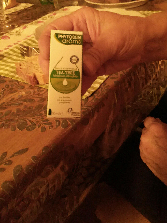 huile essentielle - Produit