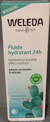 Fluide hydratant 24h - Product - fr