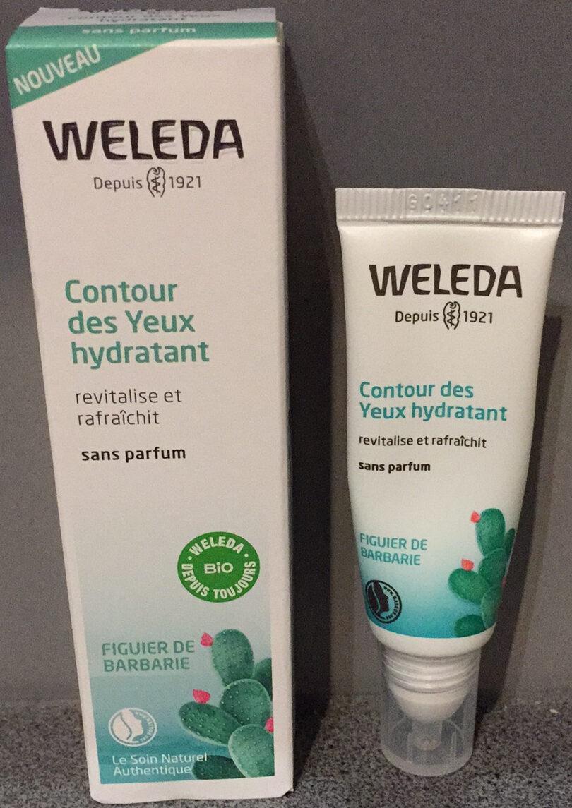 Contour des Yeux hydratant - Produit - fr