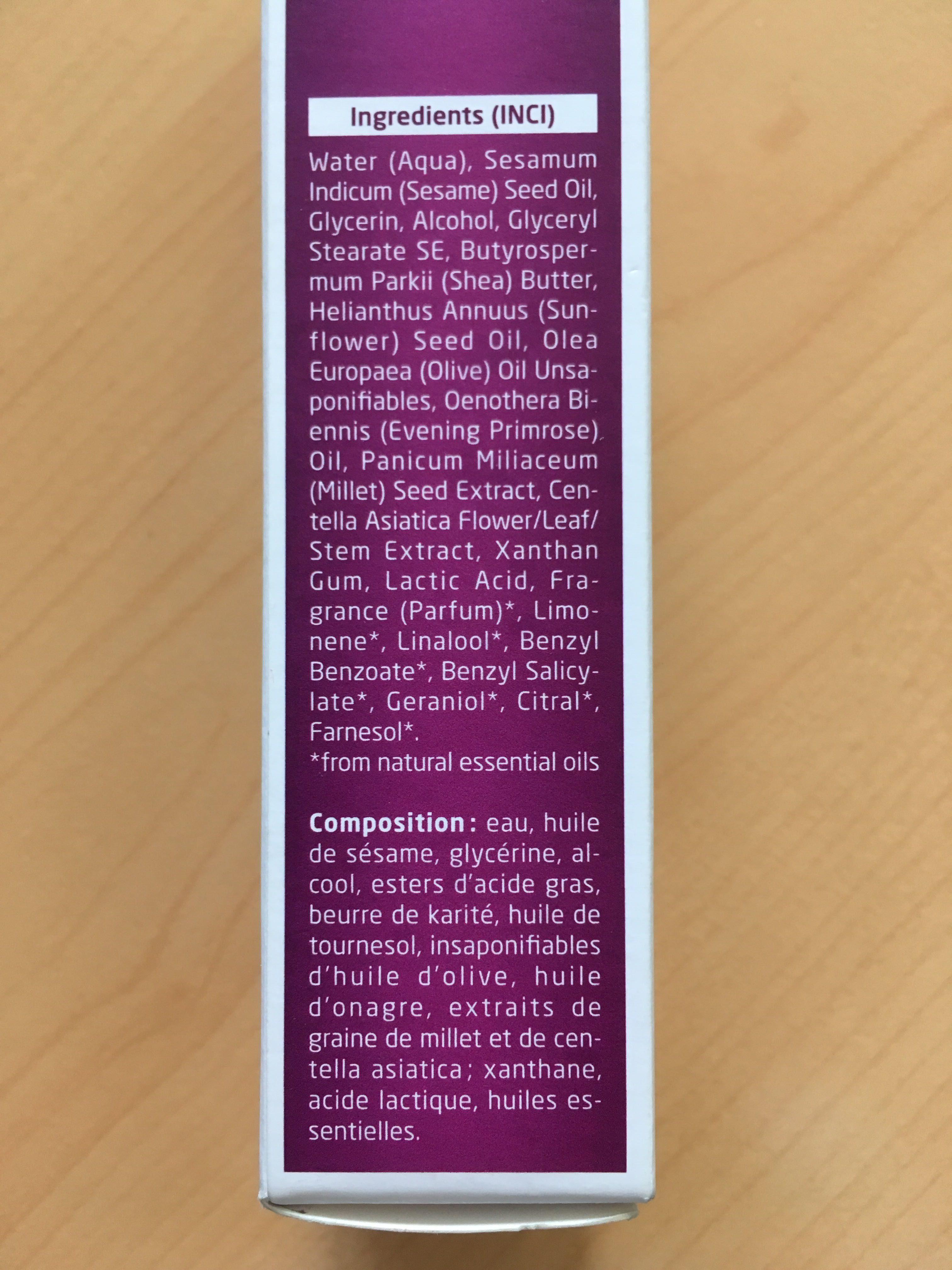 Onagre crème mains revitalisante - Product - fr