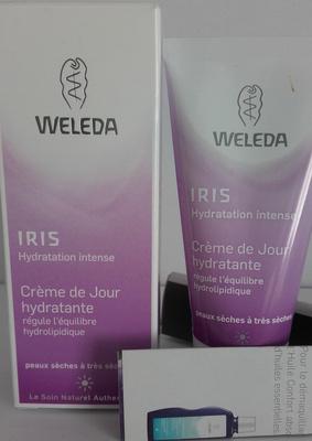 Iris Crème de jour hydratante - Produit