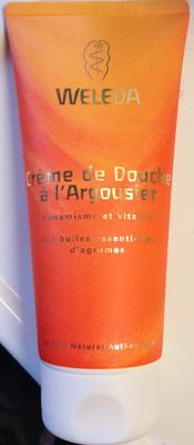 Crème de douche à l'Argousier - Product