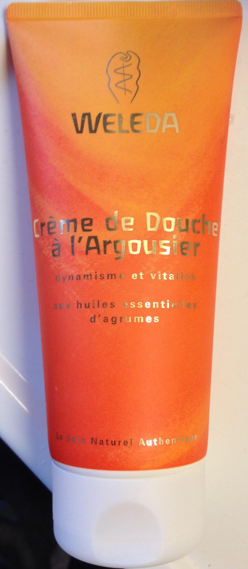 Crème de douche à l'Argousier - Product - fr