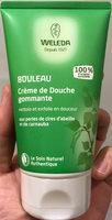 Crème de douche gommante Bouleau - Produit