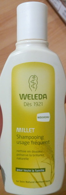 Shampooing usage fréquent Millet - Product - fr