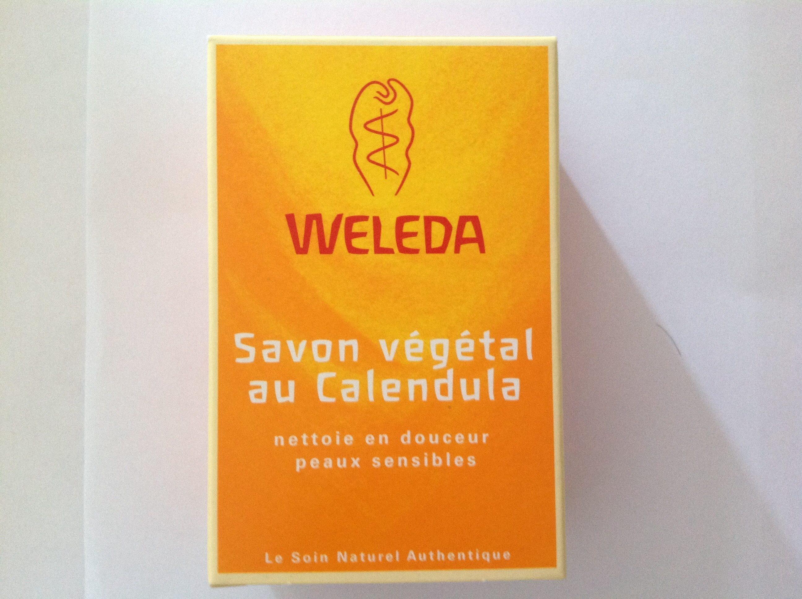 Savon végétal au calendula - Product - fr
