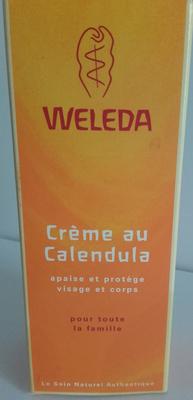 Crème au calendula - Product