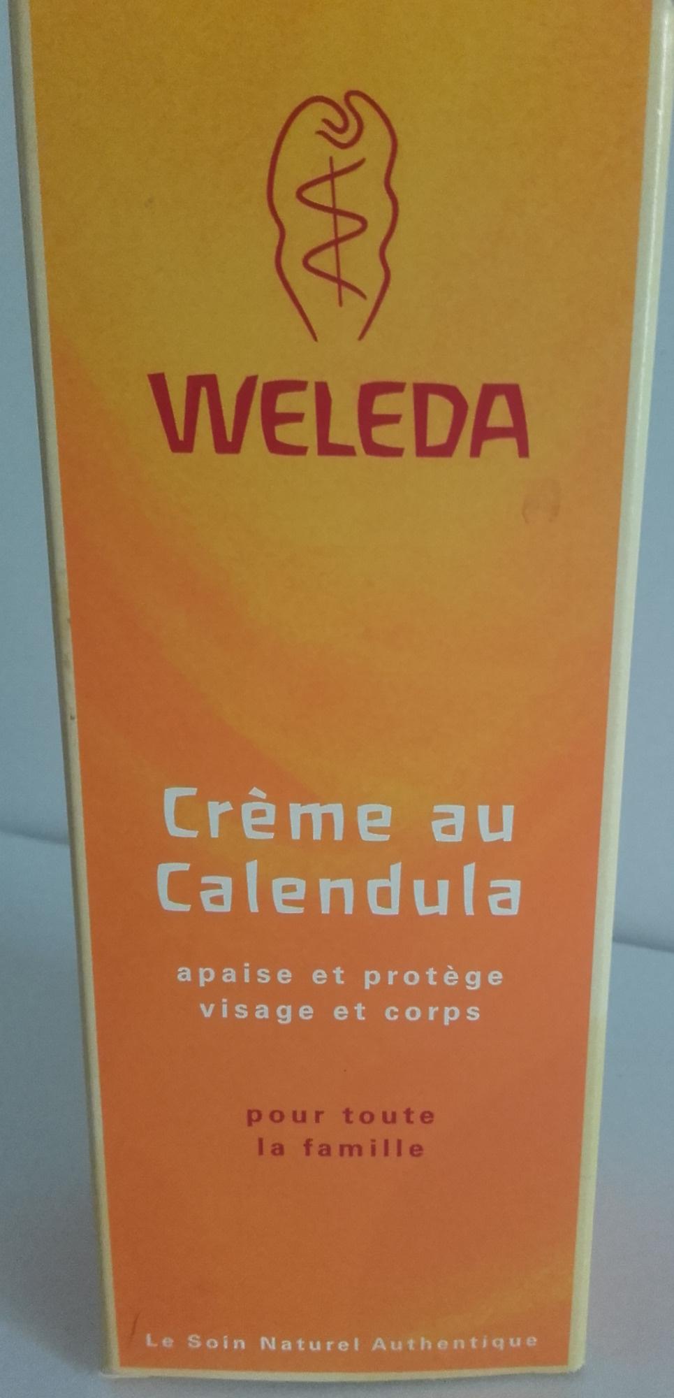 Crème au calendula - Produit