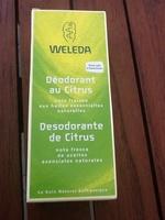 Déodorant au citrus - Produit