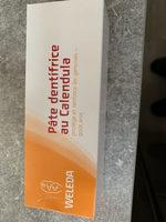 Dentifrice Au Calendula - Product