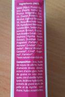 Crème De Jour Lissante Rose Musquée - 30 ML - Weleda - Ingrédients