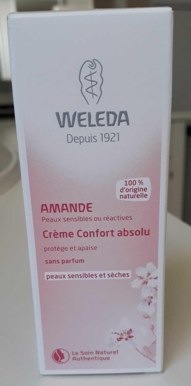 Amande crème confort absolu - Produit