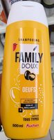 Shampooing Family Doux Oeufs - Product