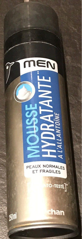 Mousse à raser hydratante a l'allantoïne - Product - fr
