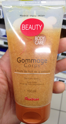 Gommage corps à l'huile de fruit de la passion - Product