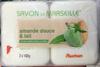 Savon de Marseille Amande douce & lait - Product
