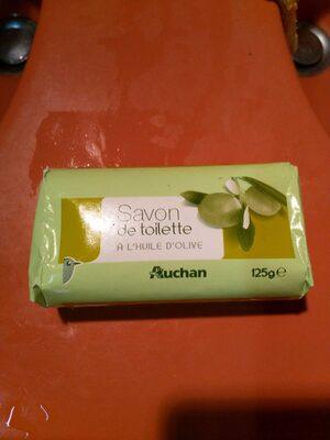 Savon de toilette à l'huile d'olive - Produit - fr