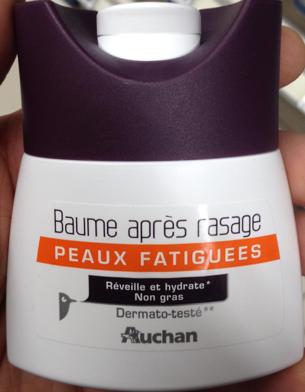 Baume après-rasage peaux fatiguées - Product - fr