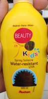 Spray solaire Water resistant UVA Kids - Product - fr