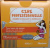 Cire professionnelle parfum vanille - Product