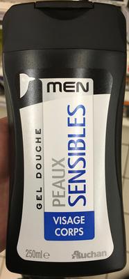 Gel Douche Peaux Sensibles Visage Corps Men - Product
