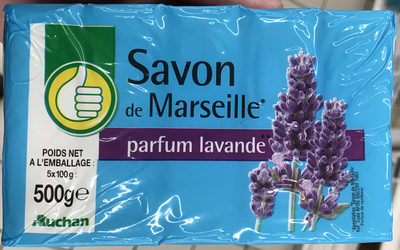 Savon de Marseille parfum Lavande - Product