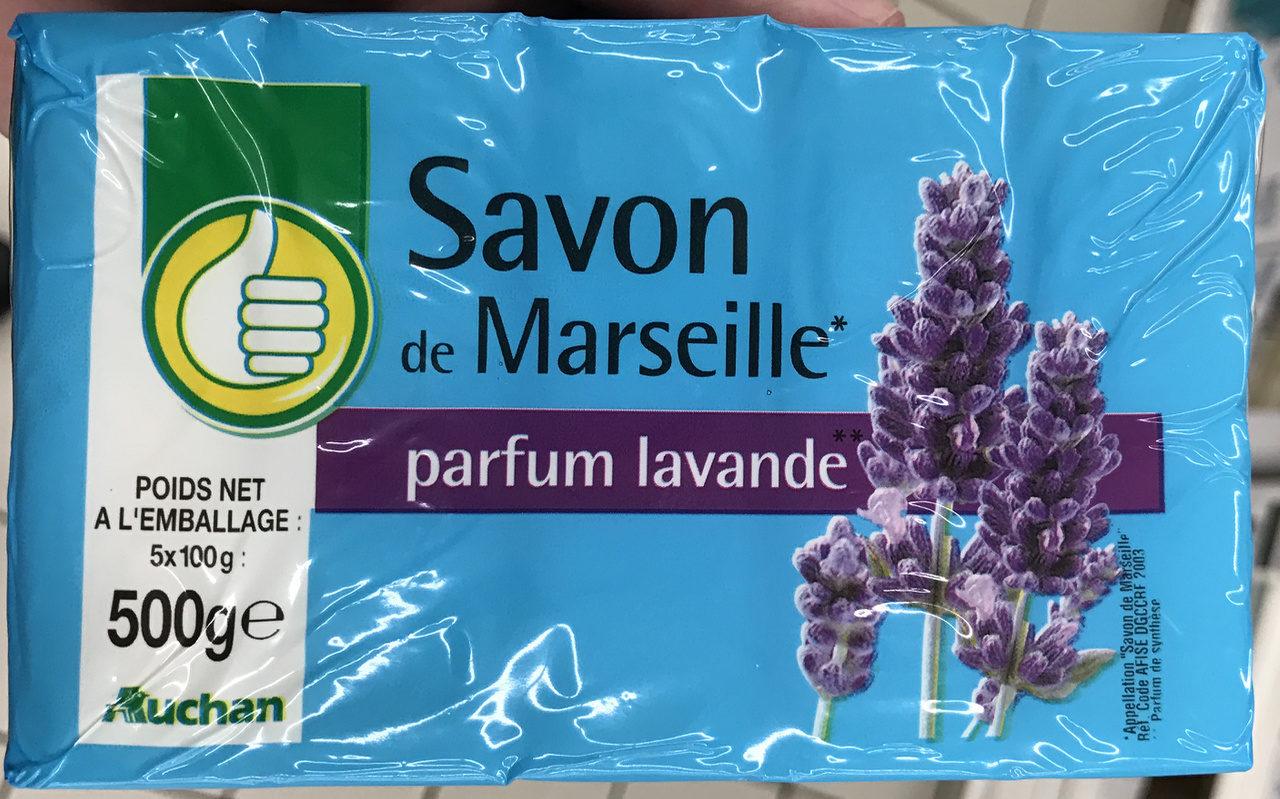 Savon de Marseille parfum Lavande - Product - fr