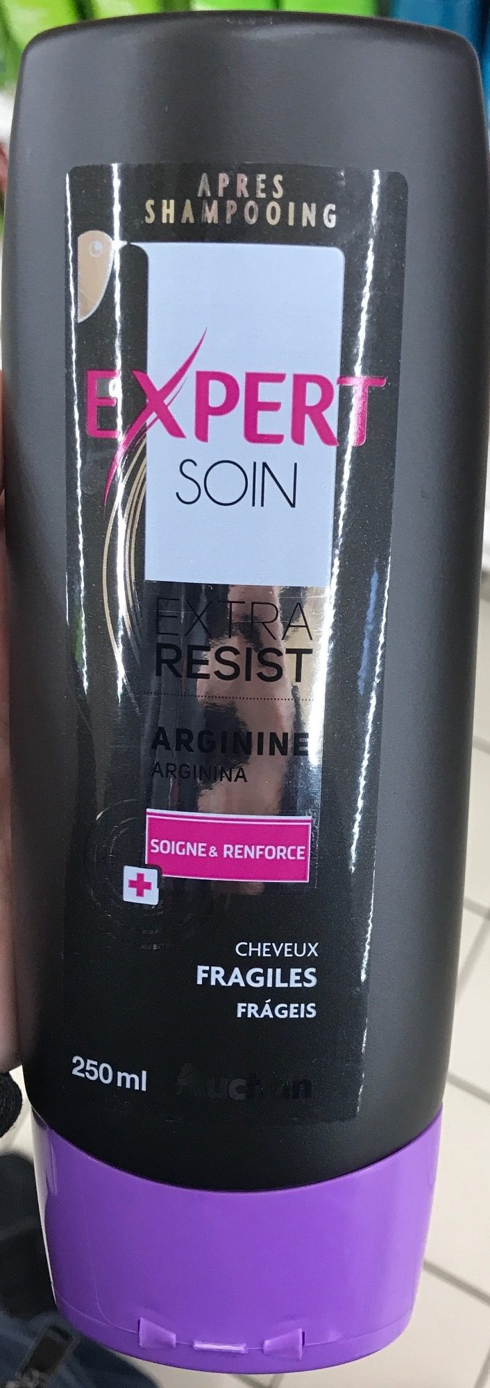 Après-shampooing Expert Soin Extra Resist - Product - fr