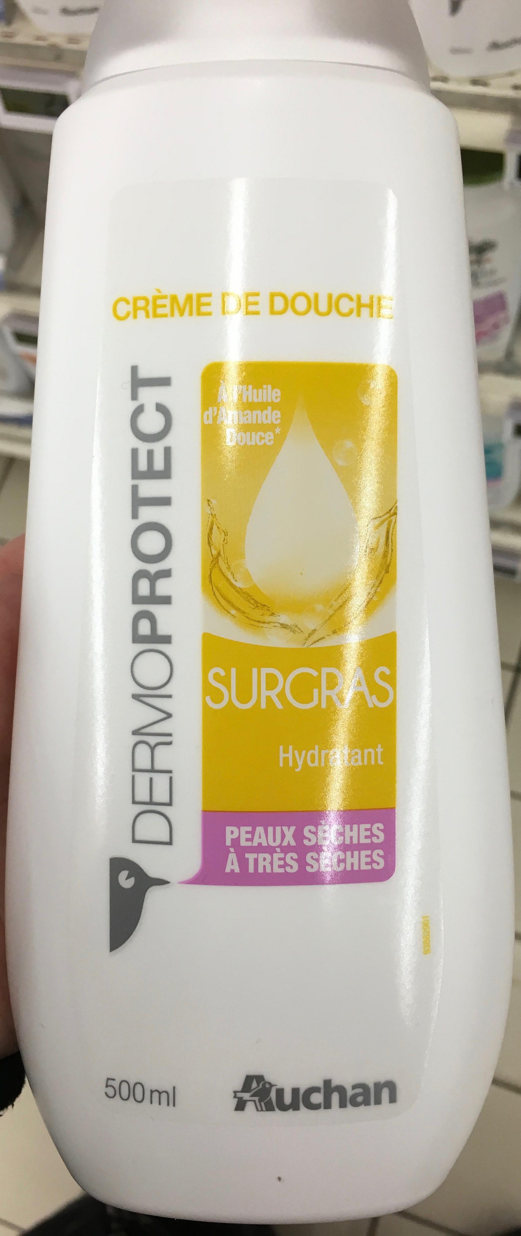 Crème de douche Dermo Protect surgras - Product