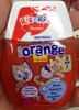 Dentifrice liquide enfant goût orange - Produit