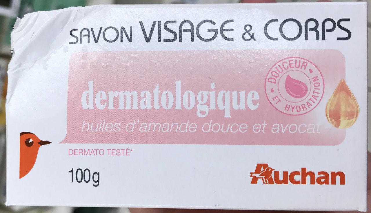 Savon Visage & Corps Dermatologique - Product - fr