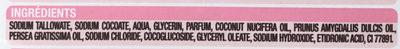 Savon Visage & Corps Dermatologique - Ingredients