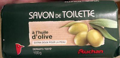 Savon de toilette à l'huile d'olive - Product - fr