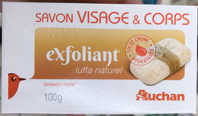 Savon Visage & Corps Exfoliant Luffa Naturel - Product